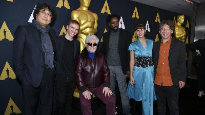Weekly Wrap: Oscars Still So White. So Is New Hampshire's Primary