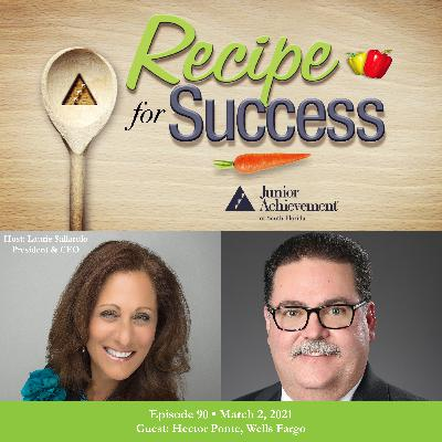 Recipe for Success with Guest Hector J. Ponte, Wells Fargo