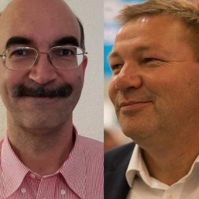 Wie steht es um die IT-Sicherheit im Krankenhaus?, mit Jörg Kretzschmar von CONTECHNET Deutschland