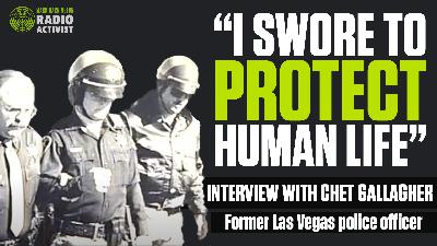 """""""I got fired for doing my duty"""" - Interview with former cop Chet Gallagher   The Mark Harrington Show   4-13-21"""