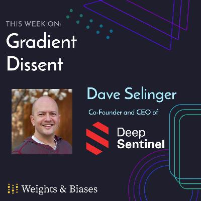 How AI is powering the next generation of security systems with Deep Sentinel's Dave Selinger