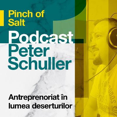 Sezonul 2   Ep. 1   Povești despre antreprenoriatul în lumea deserturilor cu Peter Schuller de la Iris Delice
