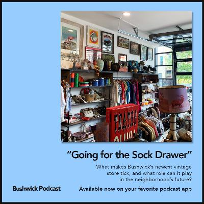 Going for the Sock Drawer
