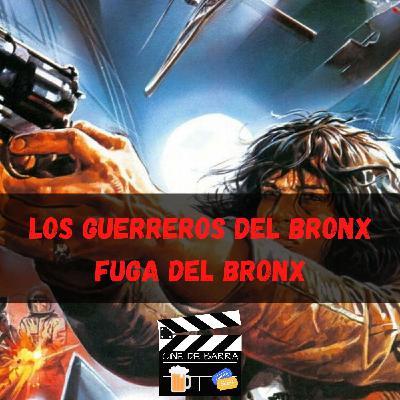 Cine de barra 4x14 - Los guerreros del Bronx y Fuga del Bronx con Abel Moriarty