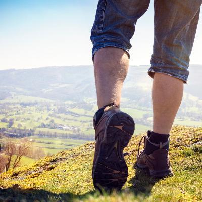Relaxing Walking on Mud / Wood / Water / Grass / Gravel / Straw