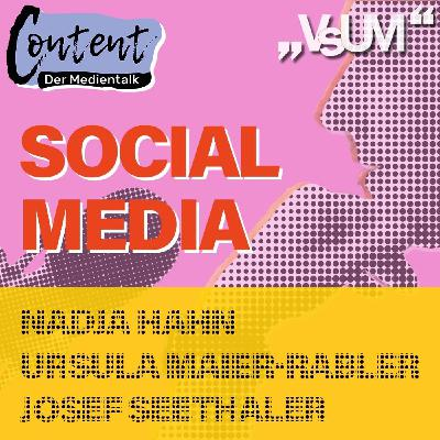 "# 38 Nadja Hahn, Ursula Maier-Rabler & Josef Seethaler: Content, der Medientalk ""Social Media""   04.10.20"