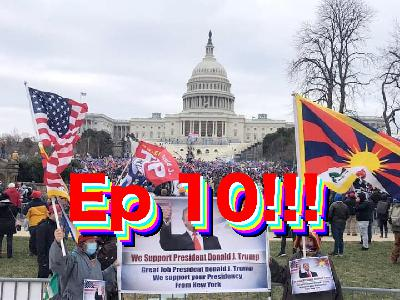 2020 in review and 2021 in Tibetan oracle style (72 mins)