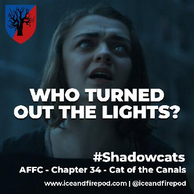 274 – A Feast for Crows Chapter 34 – Cat of the Canals #Shadowcats