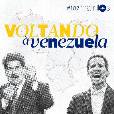Voltando à Venezuela