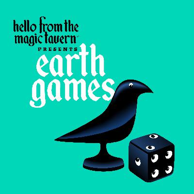 Bonus: Earth Games - Scattegories