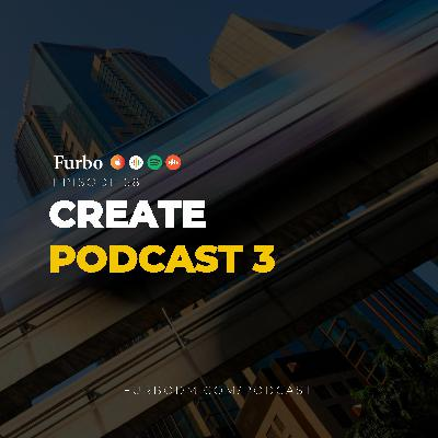 E58: Create Podcast 3 | چطور پادکست بسازیم؟ (انتشار در اپلیکیشنهای پخش پادکست و تغییر فید)