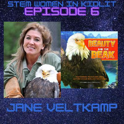 Jane Veltkamp: Raptors, 3D Printing, & Writing for a Cause