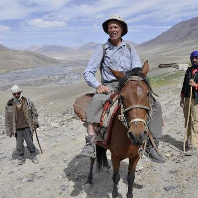 Whitchurch to China: A Six-Thousand Mile Silk Road Adventure