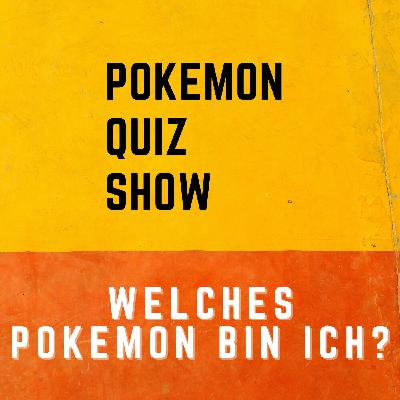 Pokemon Quiz #3 - Welches Pokemon bin ich? 1. Gen Teil 2
