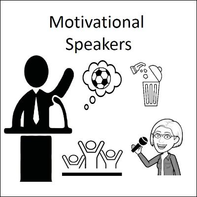 Learn about Motivational Speakers