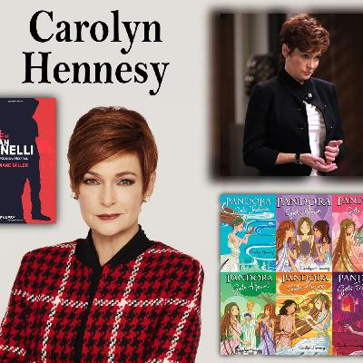 Harvey Brownstone Interviews Emmy Winning Actress, Author and Animal Advocate, Carolyn Hennesy