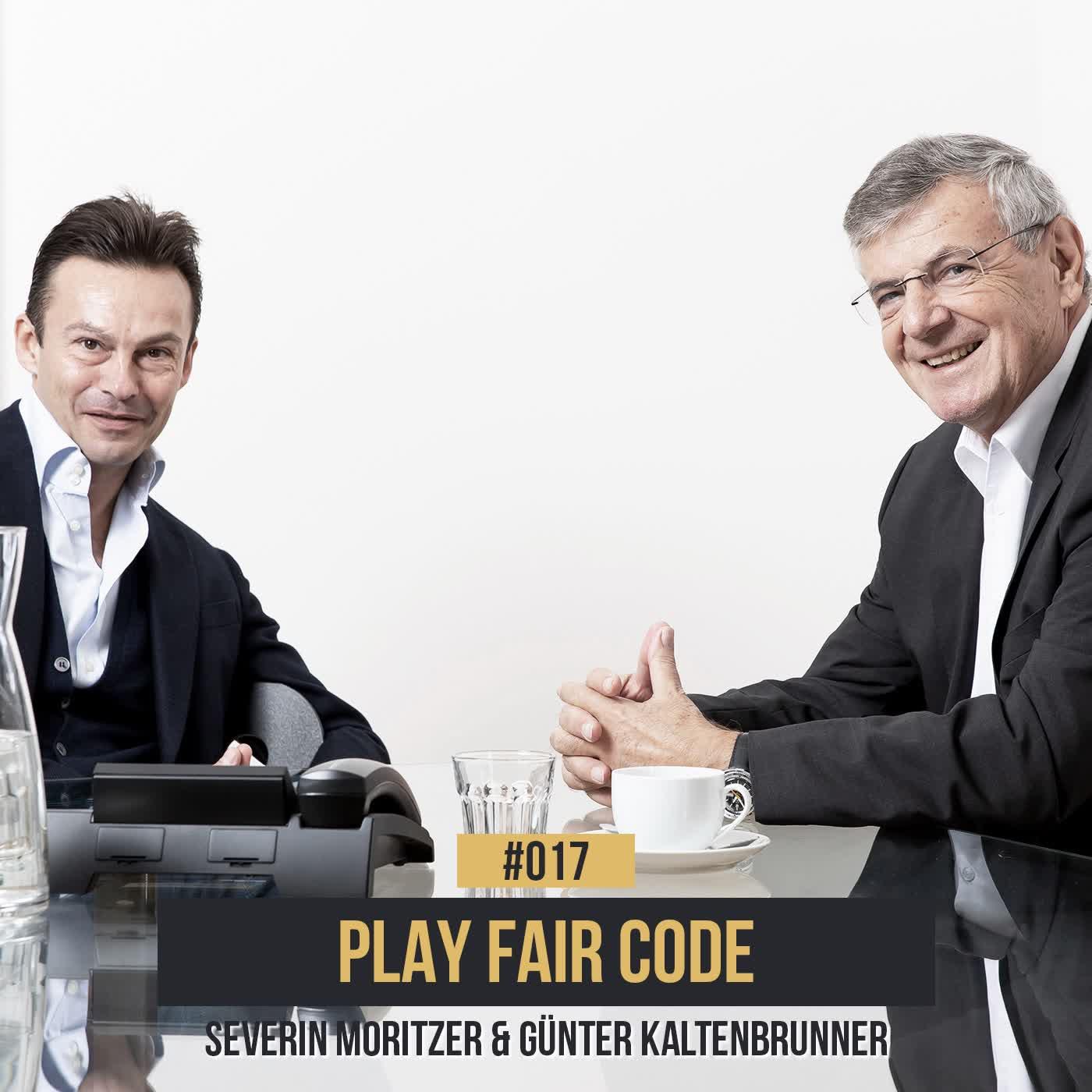 #017 Günter Kaltenbrunner und Severin Moritzer: Integrität gewinnt.
