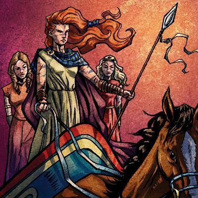 Episode #108- What Should We Believe About Boudica? (Part II)