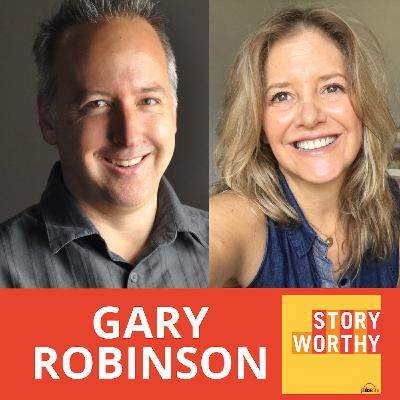 684- Meeting Your Heroes with Comedian Gary Robinson