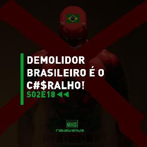 Demolidor brasileiro é o c#$ralho! | Rebobinando S02E18