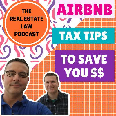 14 - Airbnb, Vacation Rental, and Short-Term Rental Tax Tips