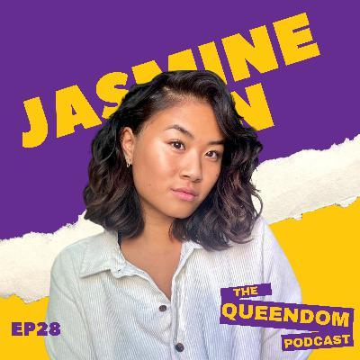Episode 28 - Jasmine Shen