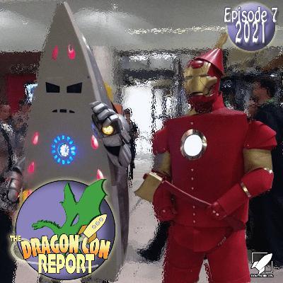 The 2021 Dragon Con Report Episode 7