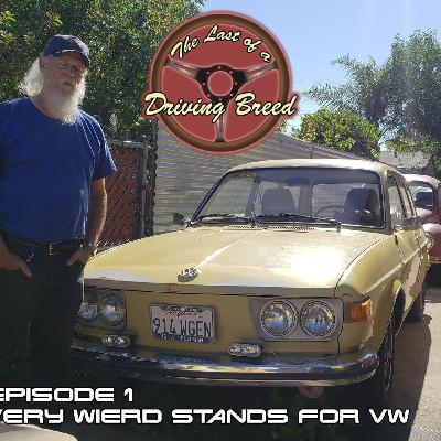 Very Wierd Stands for VW [Cliff Crate]