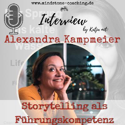 STORYTELLING ALS FÜHRUNGSKOMPETENZ I Interview mit Alexandra Kampmeier