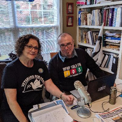 Veterans For Peace Radio Hour 17 | Gardiner | Matt Hoh Interview | 2019-10-22