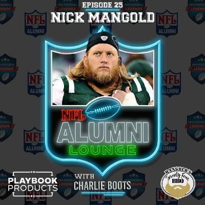 Nick Mangold (NY Jets Legend)