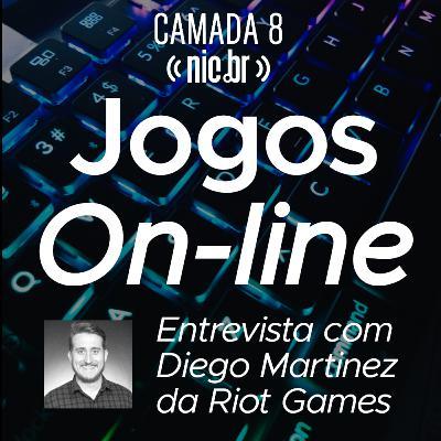 Roteamento de Ideias - Entrevista sobre Jogos On-line com Diego Martinez da RIOT Games!