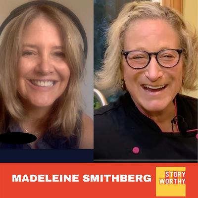 620 - Border Collies Herding Sheep from Late Night with David Letterman with Producer/Chef Madeleine Smithberg