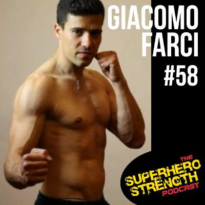 Ep58 Giacomo Farci [Trainer Of Mark Strong]