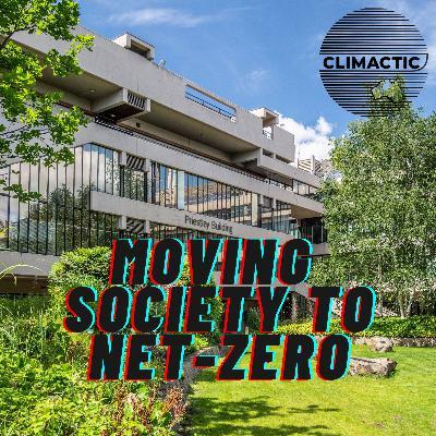 Priestley Centre | Moving society to net-zero