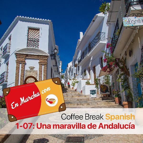 CBS EM 1.07 | Una maravilla de Andalucía