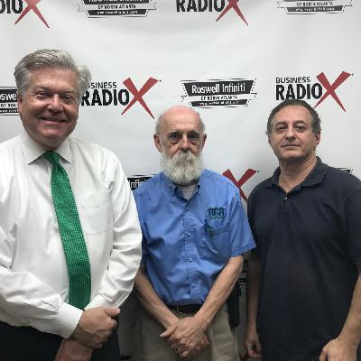 Joel Peskin, Big Event Productions, and Hans Meier, North Georgia Promotions