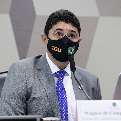 Wagner Rosário passa a ser investigado pela CPI; Bolsonaro mente na ONU; e MP quer acordo com Prevent Senior