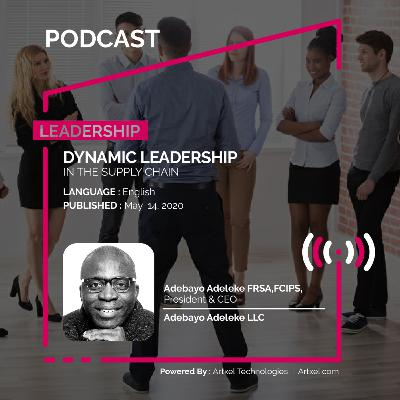 69. Dynamic leadership in the supply chain