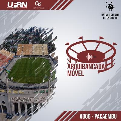 Arquibancada Móvel - Pacaembu - #006