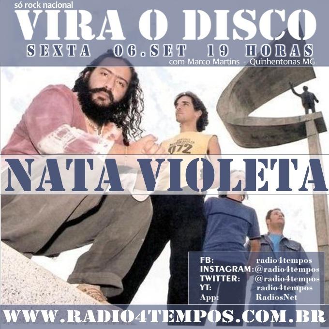 Rádio 4 Tempos - Vira o Disco 43:Rádio 4 Tempos