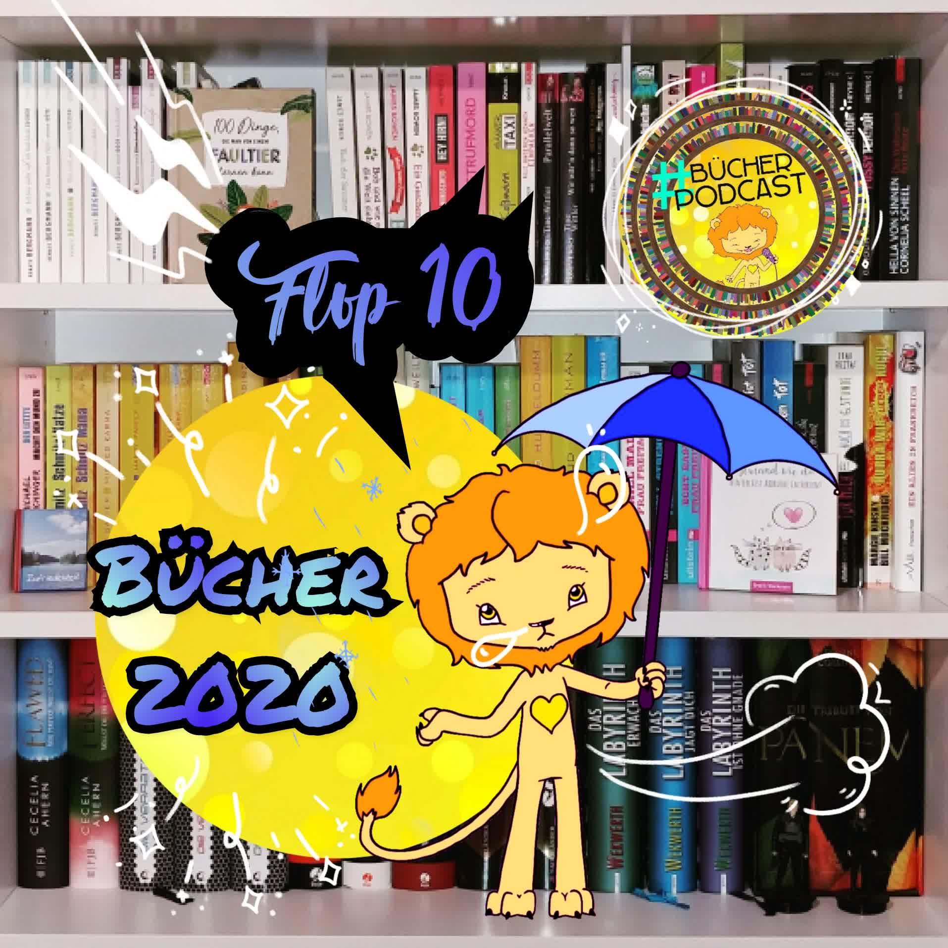 Flop 10 Bücher 2020