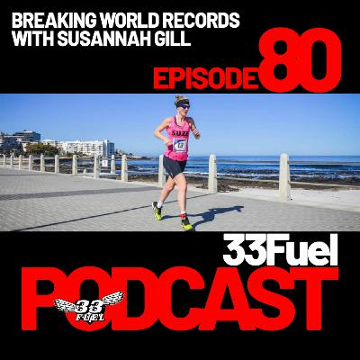 Breaking records with World Marathon Challenge champion Susannah Gill