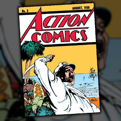 Action Comics #3 (August, 1938)