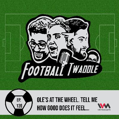 Ole's at the wheel. Tell me how good does it feel...
