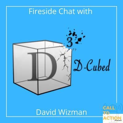 Fireside Chat with self-development blogger David Wizman