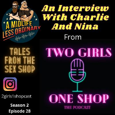 2 Girls One Shop - Tales From The Sex Shop