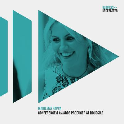 Online Συνέδρια & Events: Από δια ζώσης σε virtual & Πως το έκανε η Boussias — Μαριλένα Παππά