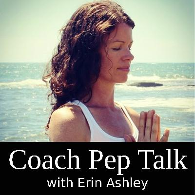 Centering and Grounding Yourself Before Coaching (with Erin Ashley)