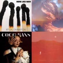 Top 10 des sorties d'albums du 22/01/21 pop/folk/rock/electro/jazz/funk/soul #119